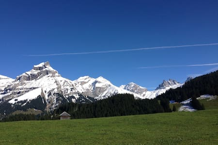4 bed room in Engelberg - Engelberg - Appartement