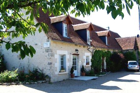 La Grange Gîte de charme Cerisaie - Dolus-le-Sec - Villa