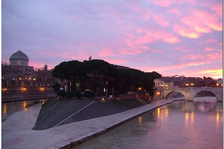 Charming Apartment, heart of Rome! - Roma - Apartment