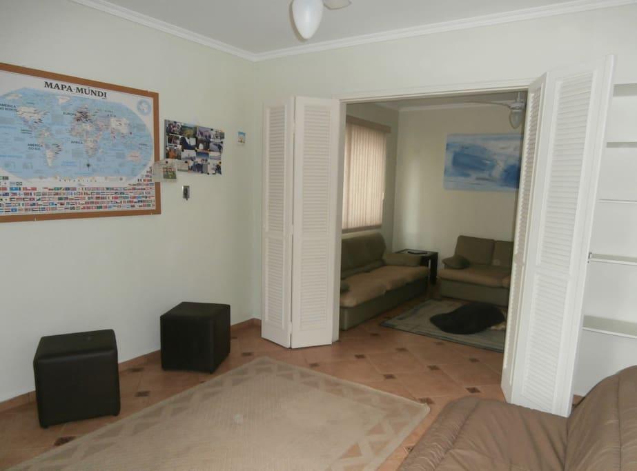 Bedroom (Bed-Sofa)