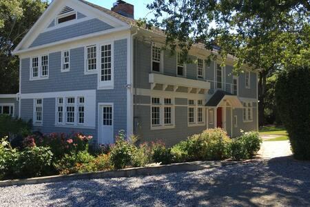 Serene Stanford Family Home in Park-like Setting - Stanford - Maison