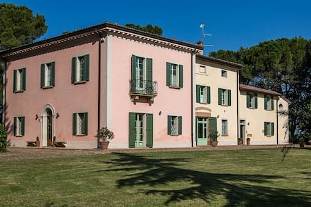 Villa Calanco  charming apart. Anna - Dozza - Apartment
