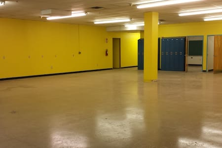 Hewn Arts Center - Event Space! - Jersey City