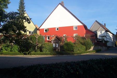 Privatwohnung, Ferienwohnung - Huis