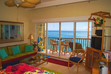 MAUI DIRECT OCEAN FRONT FOR REAL! - Apartment