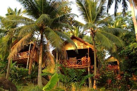 Affordable Bungalow in The Jungle 4 - Ko Phangan - Bed & Breakfast