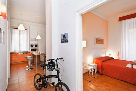Bed & Bike 3 Parchi-Villa Borghese - Wohnung