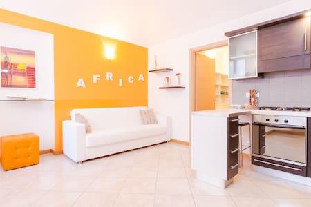 Stylish apartment wifi terrace
