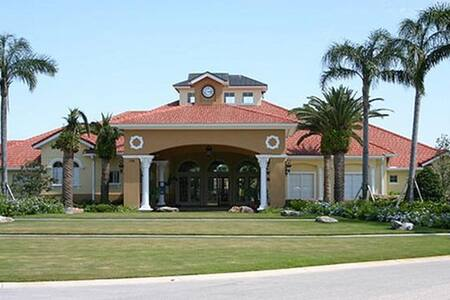 7 Bedroom Mansion in 5 Star Resort