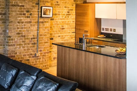 Beautiful Split-Level LOFT double bedroom apt - Londres - Loft