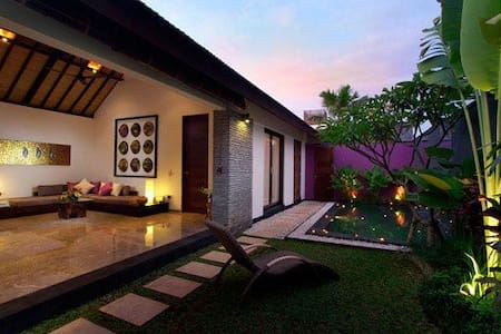 Beautiful 1 bedroom villa with pool - Tabanan