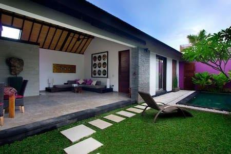Beautiful 1 bedroom villa with pool - Tabanan - Villa