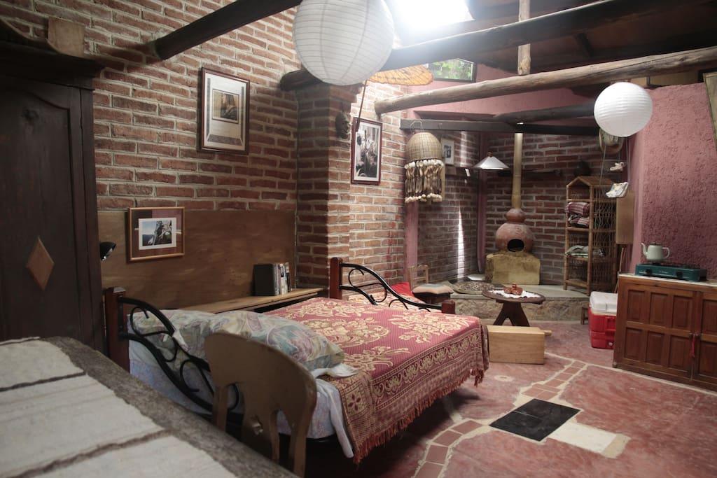 Romantic, Rustic, Cabin