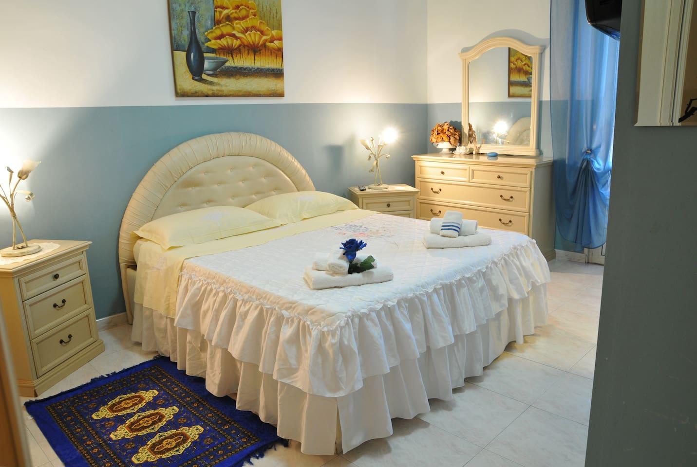 b&b Civitavecchia suite Azzurra
