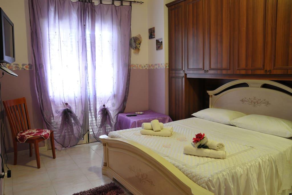 bed and breakfast Civitavecchia camera confort