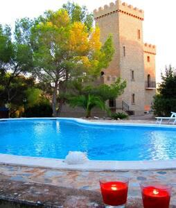 """Sababeach """"Castel Saba"""" - Istana"""
