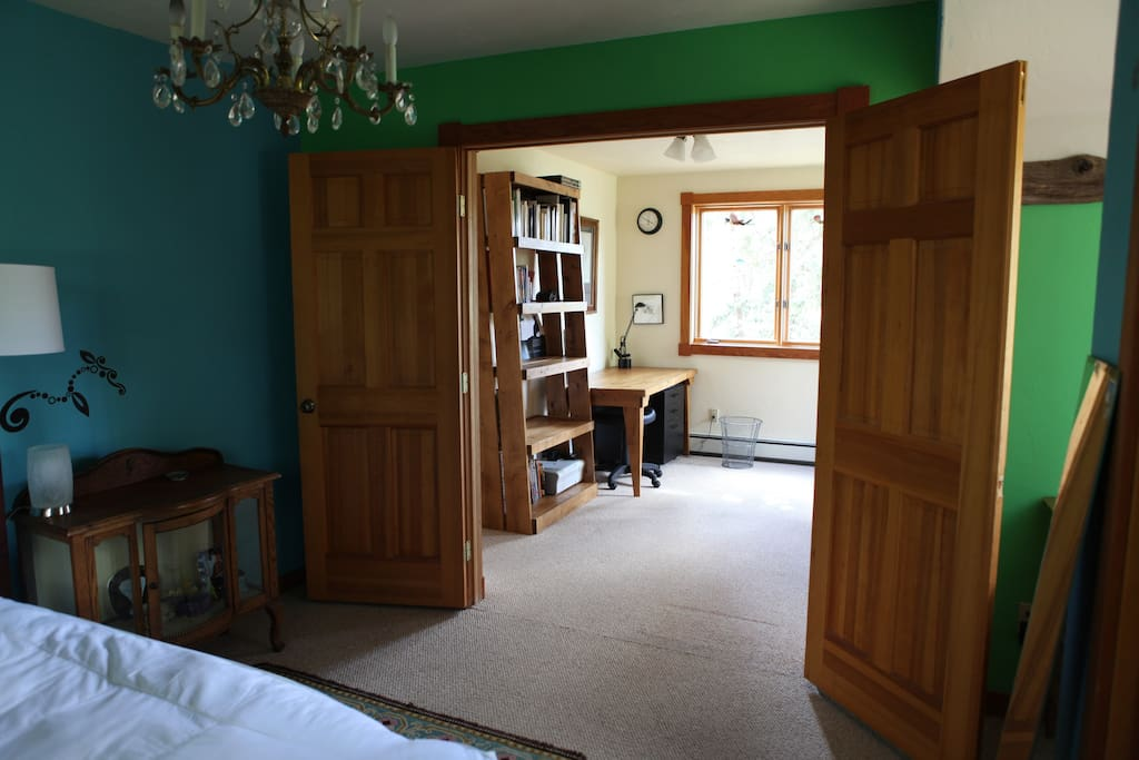 Nice Room inTelluride- Private Bath