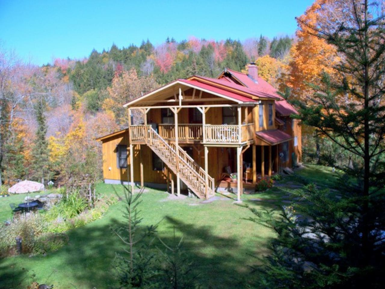 Welcome to Three Covered Bridges Guesthouse!