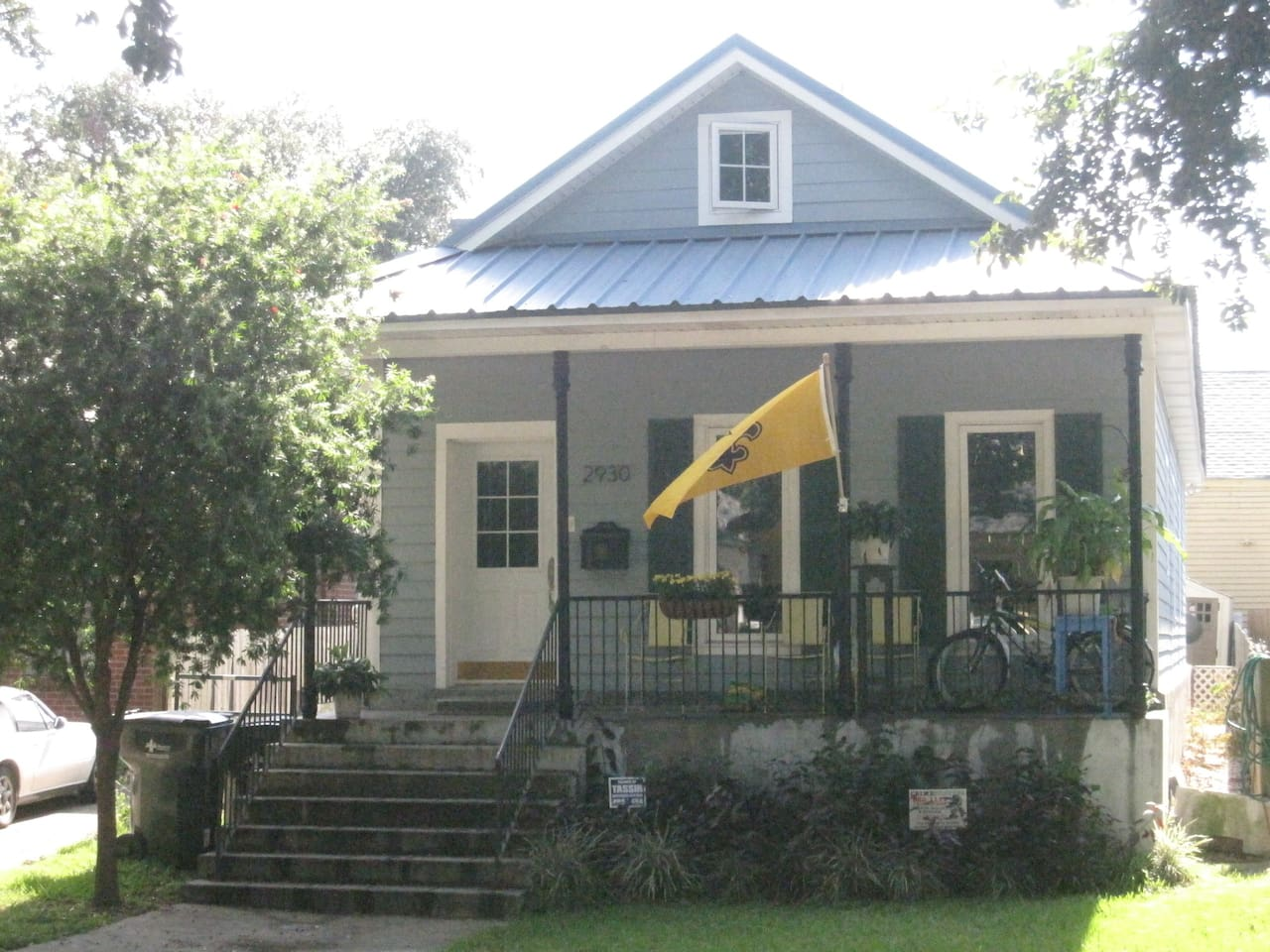 2930 Banks Street 1500 sf shotgun style new house