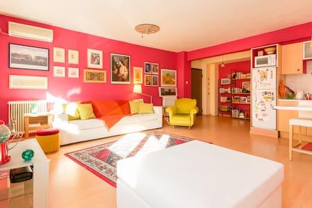 Spacious apartment in Thessaloniki