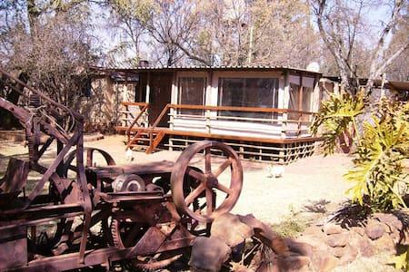 Cabin on fly fishing venue  - Pretoria - Cabane