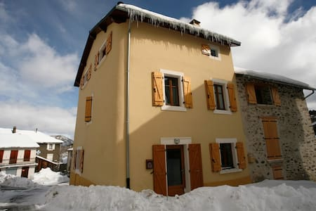 Cottage 15 people, Pyrénées, France - Haus