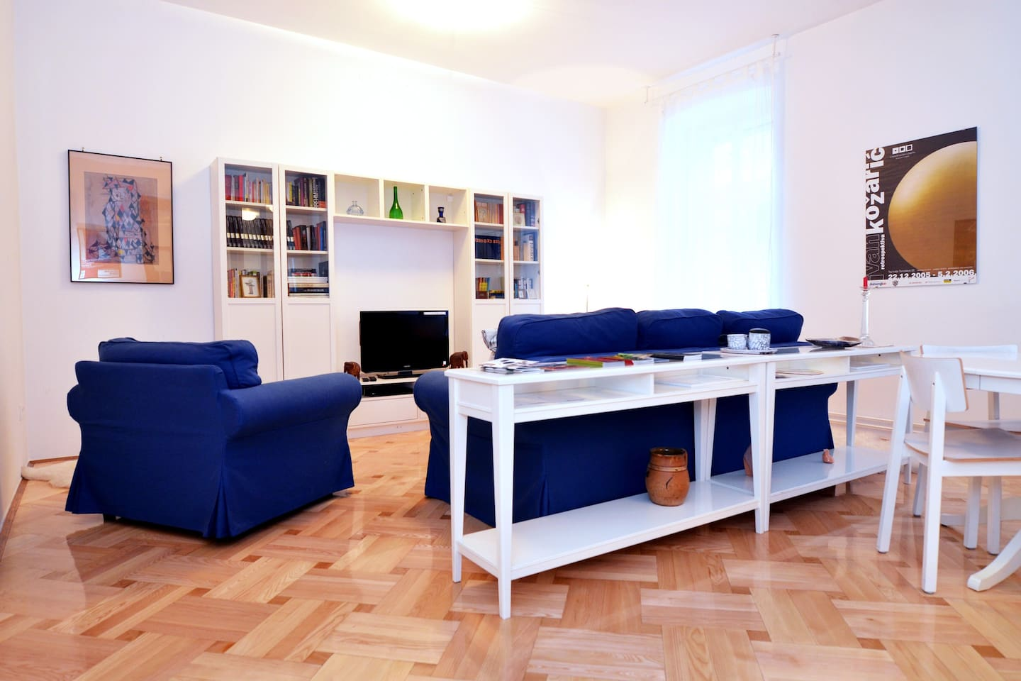 Apartment in the center of Zagreb