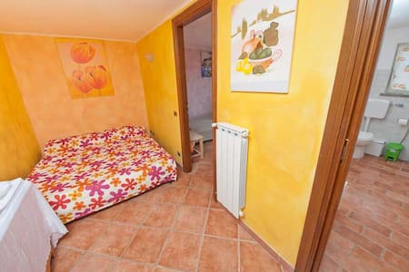 B&B Alla Quercia - ORANGE ROOM - Bed & Breakfast