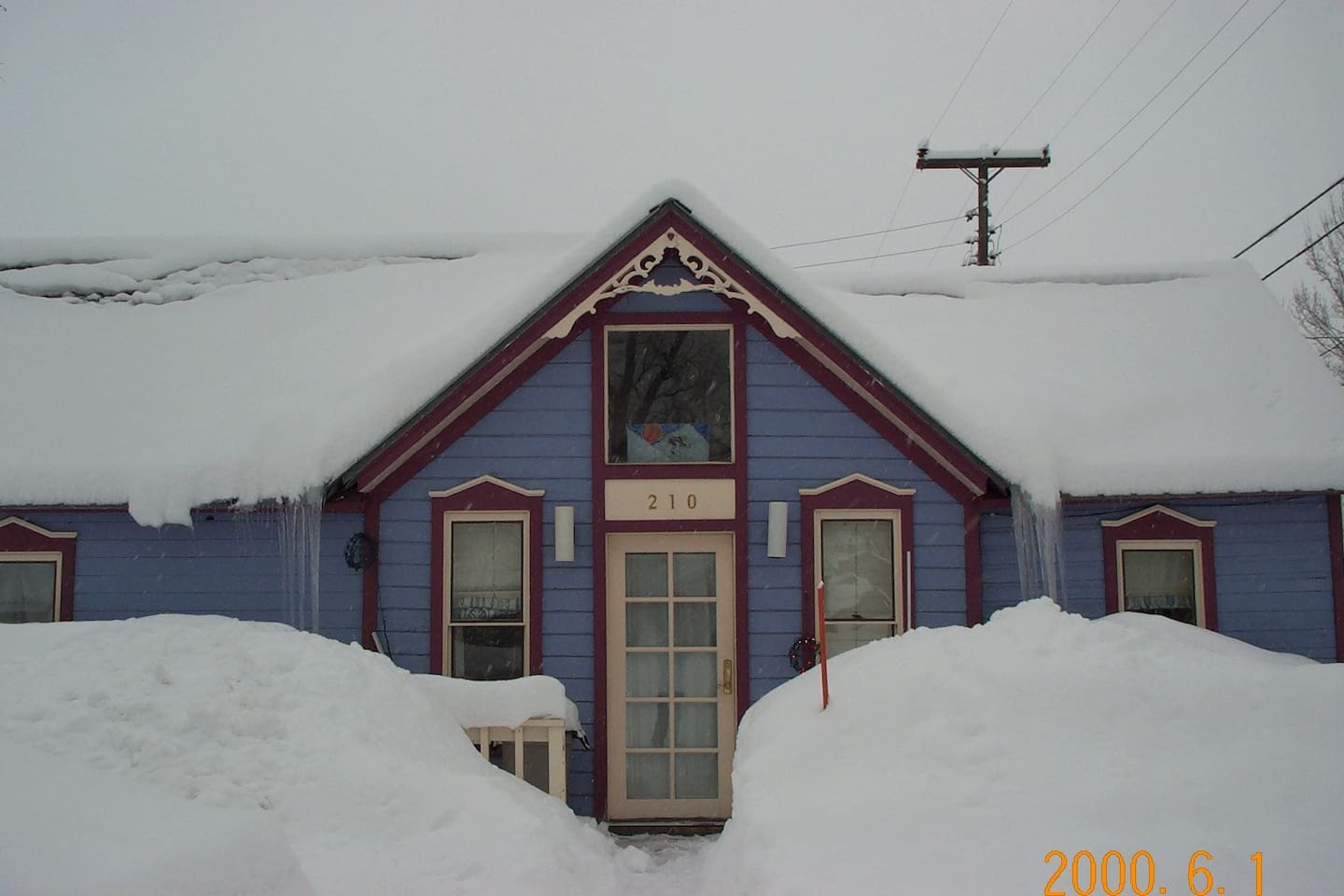 cute cottage in CB