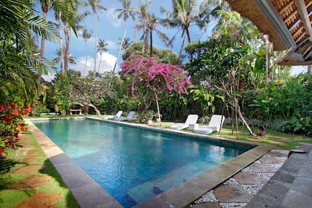 Fantasyland villa, near the beach. - South Denpasar - Villa