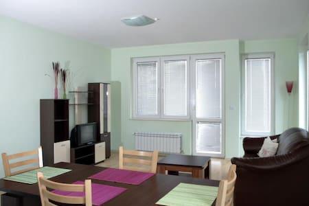 Block 531 ApartHouse Mladost - Kazichene - Haus