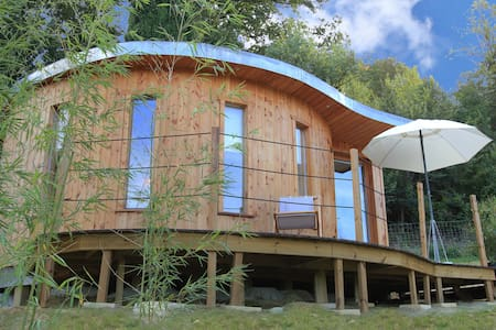 Exceptional  little house In  Wood - Vieille-Toulouse - Cabin