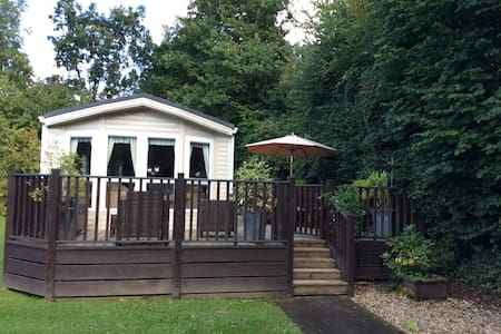 Lovely Static Caravan on Finlake Holiday Park - Chudleigh - Overig