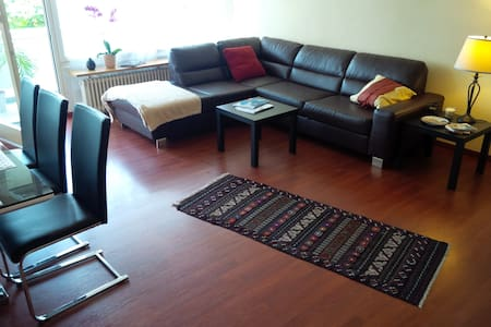 Sunny And Scenic 3 BDR Apt. (110m2) - Appartamento