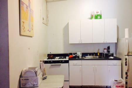 August Rental in Beautiful Bushwick Loft! - Brooklyn - Apartment