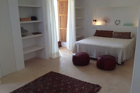 Luxury dependance a Formentera - Huis