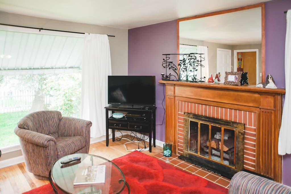 Three  bedroom home in Ballard