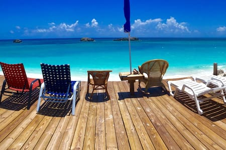 Two Bedroom @ Sunrise@three sisters -  Exuma  - Appartement