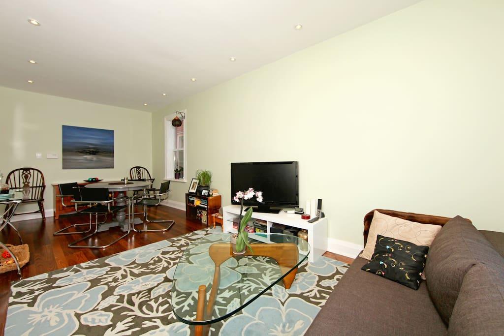 Living Room, main floor