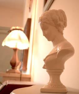 L'Arbre D'Ange Chambre D'Hôte THE DOUBLE ROOM - Montmorillon - Bed & Breakfast