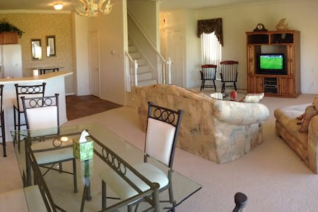 3BR Lake Front Home, Amazing View - Hus