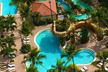 Naples Bay Resort Tennis Cottage