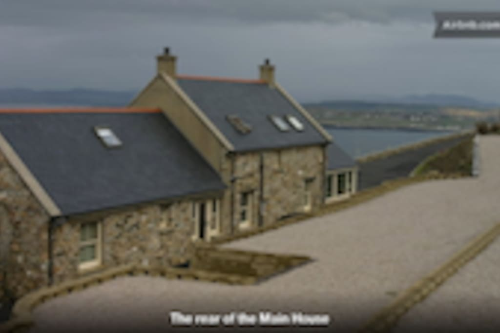 Luxury Donegal Ocean View Cottage