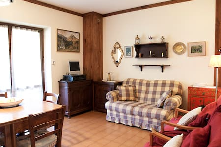 SKI, WALKING, RAFTING, TENNIS, POOL - Scopello - Wohnung