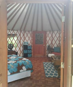 Beautiful yurt in tropical paradise - Yurt