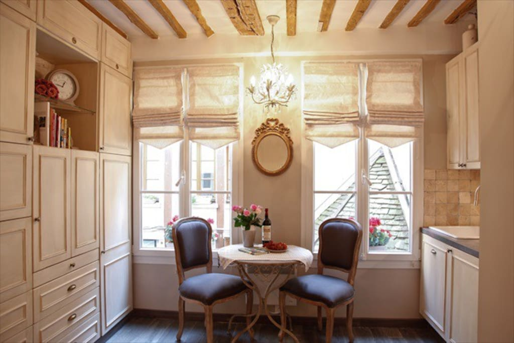 Paris Apartment Rentals Recommended By Rick Steves