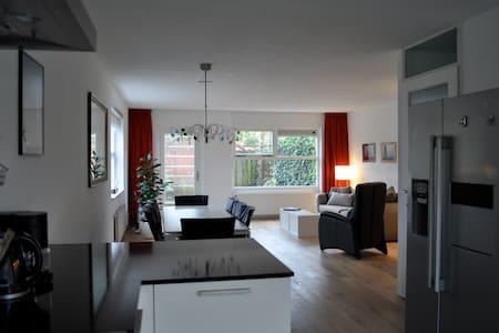 Spacious family home near Amsterdam