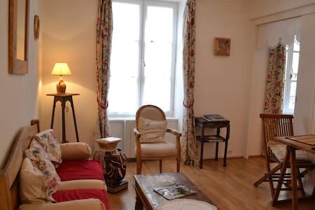 Cosy appartment in medieval town - Bed & Breakfast