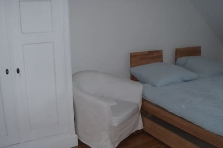 Privatzimmer mit eigenem Bad - Nuremberg - Bed & Breakfast