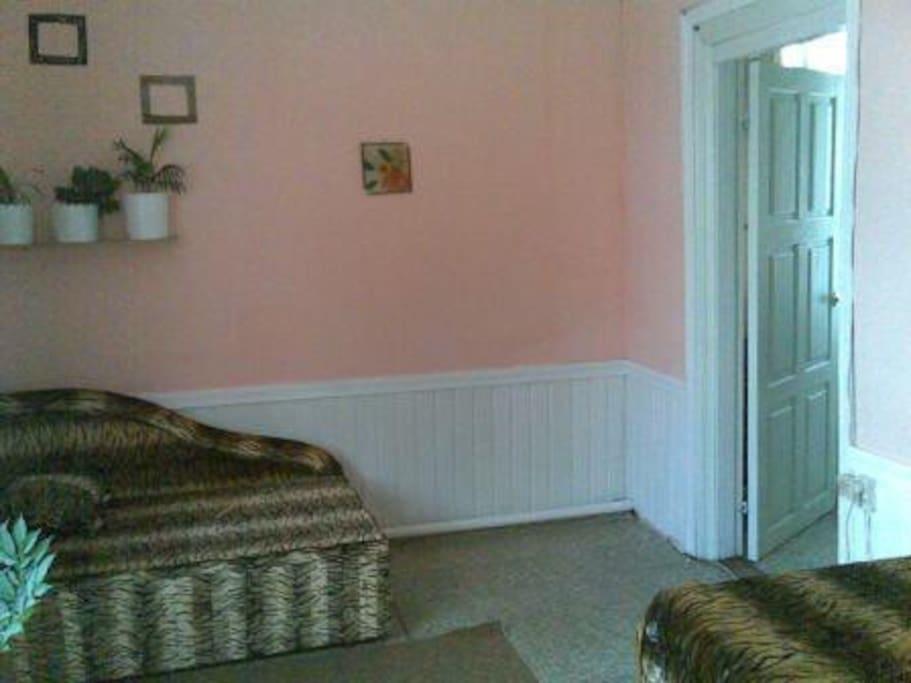 Гостевой дом с отдельными комнатами